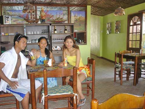 Restaurant Swimming Pool Sole E Mare